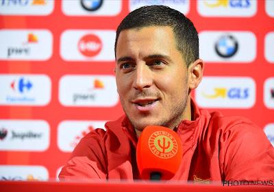 """Hazard ziet nog genoeg talent voor de toekomst: """"En binnen acht jaar met mijn zoon"""""""