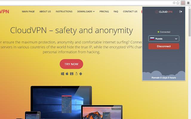 Cloud VPN - proxy vpn service