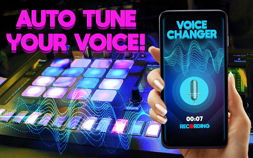 Auto Tune Your Voice - Sound Effects for Singing Apk by