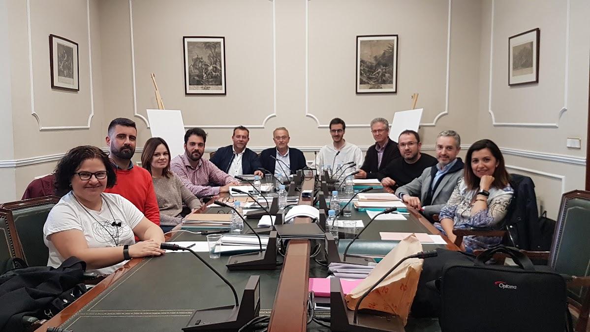 La Falla grande Municipal de 2020, obra de Manolo Martín, José Ramón Espuig y Escif