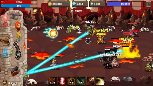 Final Castle : Grow Castle apkmr screenshots 3