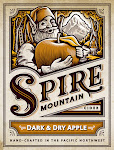 Spire Dark and Dry Apple