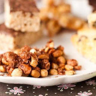 Toffee-Peanuts
