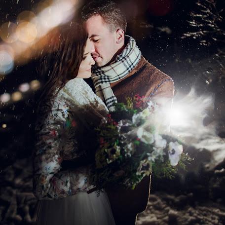 Wedding photographer Pavel Medvedev (medvedev-photo). Photo of 30.11.2017