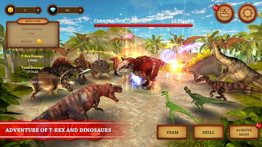 Dinosaur Fighting Evolution 3D