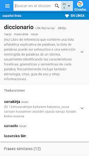Finés-Español Diccionario - náhled