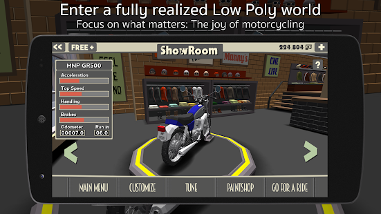 Cafe Racer v1.0 APK Full