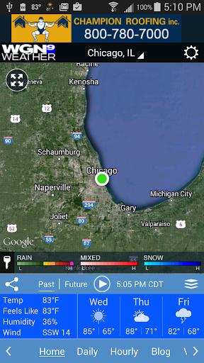 玩免費天氣APP|下載WGN Weather app不用錢|硬是要APP