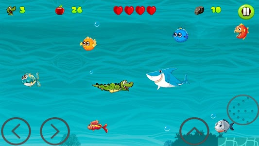 Crocodile Adventure World screenshot 3
