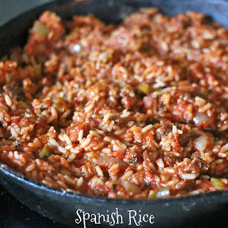 Spanish Rice Dinner Recipes