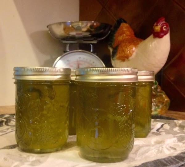 Apple Cider & Sage Jelly Recipe