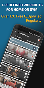 Gym Exercises & Workouts 3.27 [Mod + APK] Android 1