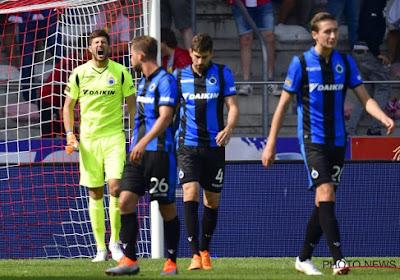 Aad de Mos estime qu'Ivan Leko aurait dû faire un autre choix de portier au Club de Bruges