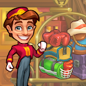 Grand Hotel Mania – My Hotel Games. Hotel Tycoon icon