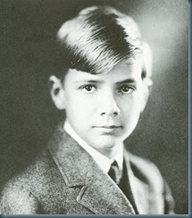 Howard Hughes: Howard Hughes - Childhood years