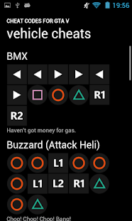 <b>Cheat Codes</b> for <b>GTA V</b> – Apps on Google Play