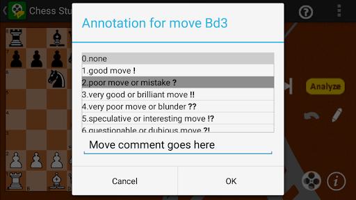 Chess Movie Studio Pro screenshot 5