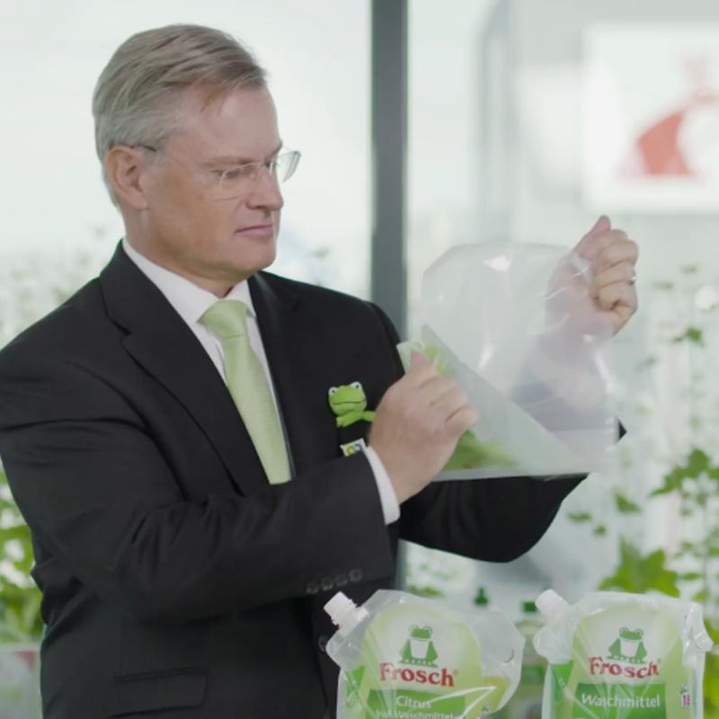 Werner & Mertz en Mondi lanceren begin 2019 een nieuw, 100% recycleerbaar ecopack van polyethyleen