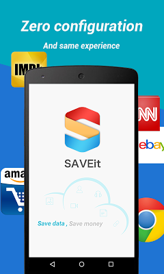 SAVEit - screenshot