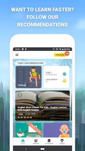 English with Lingualeo screenshot 4