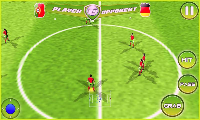 match football games