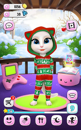 My Talking Angela 4.0.1.235 screenshots 11