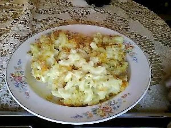 Tiffanys Smokey Mac And Cheese