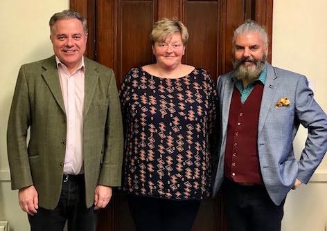 New Mayor wants to improve Llanfyllin look