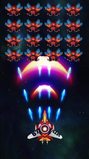 Télécharger Galaxy Infinity: Alien Shooter APK MOD 1