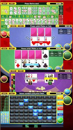 real casino free slots & poker