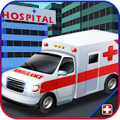 3D Ambulance Rescue 2017