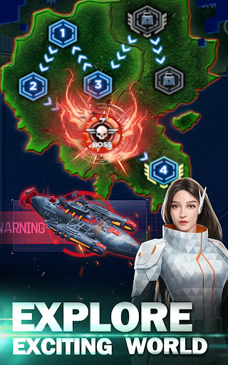 Battleship & Puzzles: Warship Empire Match modavailable screenshots 4