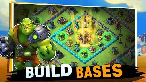 Code Triche Clash of Leagues: Heroes Rising  APK MOD (Astuce) screenshots 2