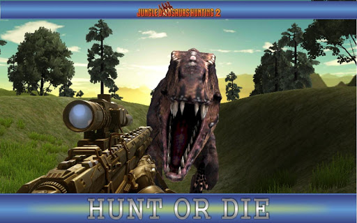 Jungle Dinosaurs Hunting 2 3D v1.0 [Mod] Apk