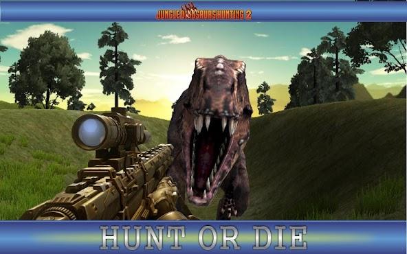 Jungle Dinosaurs Hunting 2 3D v1.0