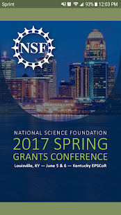 Spring 2017 NSF Grants Conf. - náhled