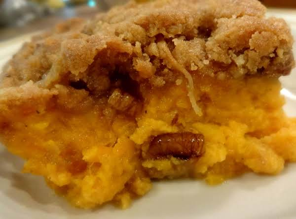 Sweet Potato Souffle (bonnie) Recipe