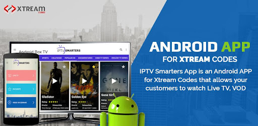 IPTV Smarters captures d'écran