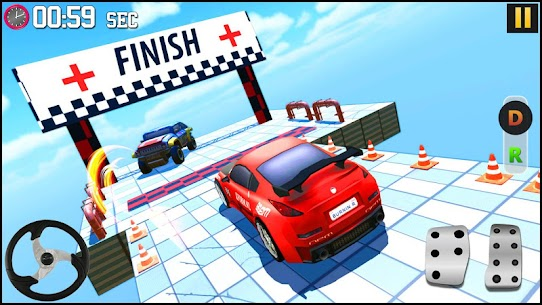 GT Racing Fancy Car Stunts : Insane Driving Tracks 10