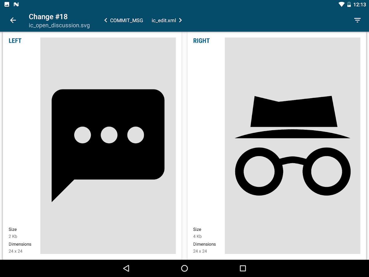Rview- screenshot