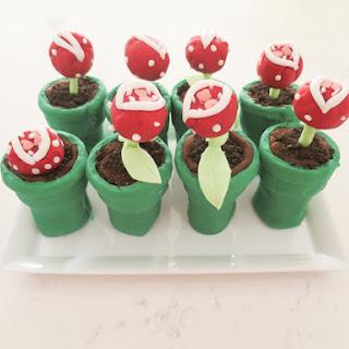 Ice Cream Cone Chocolate Cupcakes