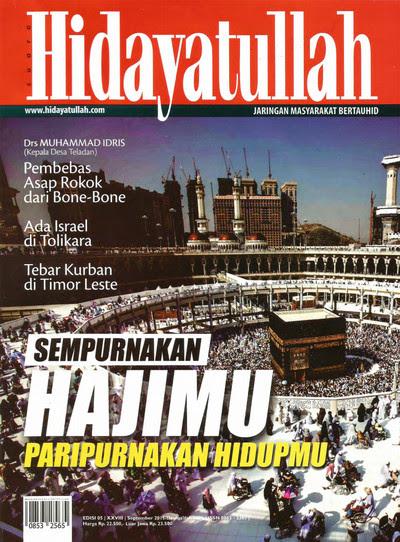 Hidayatullah Edisi September 2015