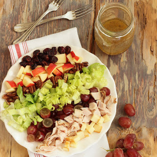 Smoked Turkey Harvest Salad