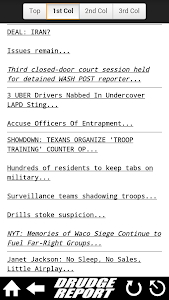 Drudge Report – Welcome to the new official Drudge Report