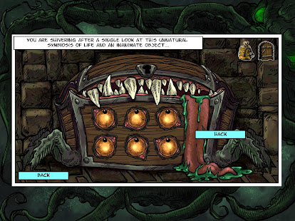 Lovecraft Quest – A Comix Game 8
