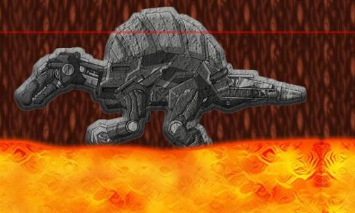 Combine! Dino Robot-MagmaSpino 1.2.1 screenshots 5