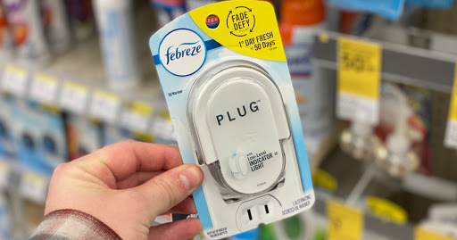 FREE Febreze Plug-In Warmer at Walmart   Just Use Your Phone!