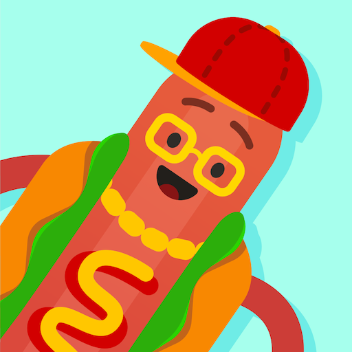 Dancing Hotdog Icon