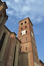 Photo: Il campanile romanico (1266)