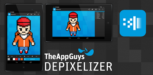 Depixelizer - Apps on Google Play